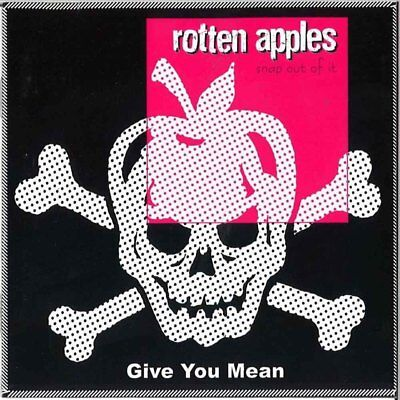 Rotten Apples - Give You Mean [LP][schwarz]