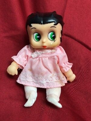 Vintage 1988 Marty Betty Boop Vinyl Baby Doll