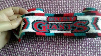 Belfast Giants Ice hockey small SCARF - Great for a teddy too!
