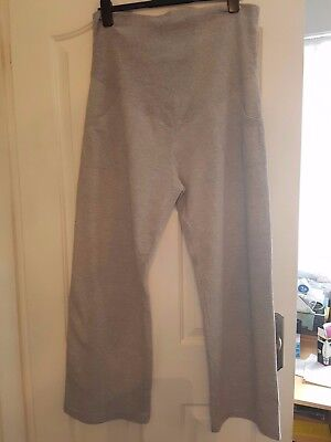 PLUS SIZE  George  Maternity Size 16 Grey Track Bottoms 💜ITEMS MUST GO💜