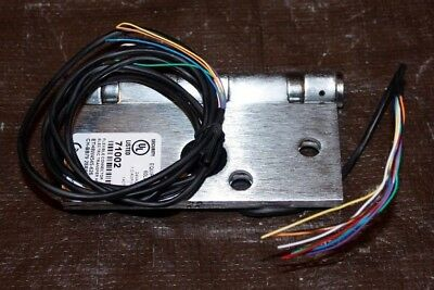 Command Access Electrified 8 wire electric transfer Hinge, 71002, ETH8W4545