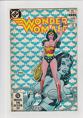 Wonder Woman  #304  F+  DC comic 1983  Kane