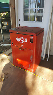 VENDO COKE Vendo 23  SODA MACHINE ~ 6 CENTS
