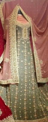 Heavy Pakistani Bridal and Party Wear
