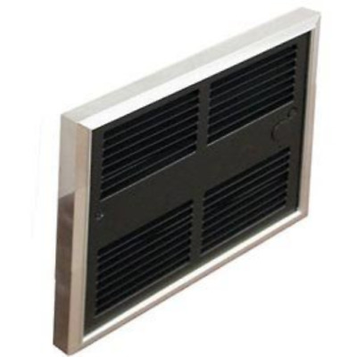 TPI F4420TRP Series 4400 Low Profile Commercial Fan Forced Wall Heater with Wall