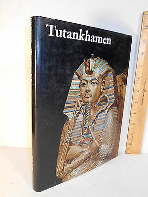 Tutankhamen : Life and Death of a Pharaoh by Christiane Desroches-Noblecourt