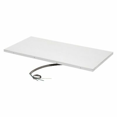 "TPI CP803 Series CP Radiant Ceiling Panel, 1"" Thickness, 375W, 2 Amps"