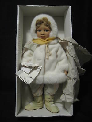 "Gotz Puppenfabrik GmbH Ava Doll 2000 Made In Germany 20"" Tall #0031607"