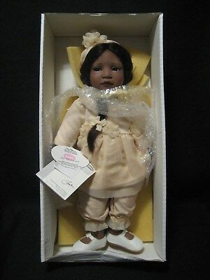 "Gotz Puppenfabrik GmbH Belle Doll 2000 Made In Germany 20"" Tall #0031808"