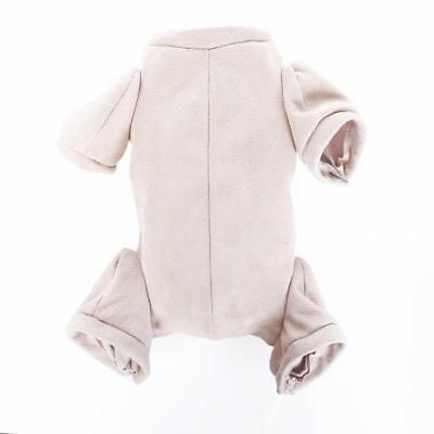 """Reborn Dolls Supplies Suede Cloth Body for 22"""" Baby Doll Kit DIY with 3/4 Limbs"""