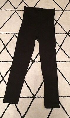 Emma Jane Black Maternity leggings to fit 12/14