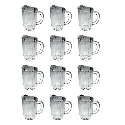 New Winco Plastic Water Pitcher, Clear, 60 Oz (12-Pack)