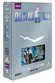 Doctor Who - Dr Who Fifth Series Ltd Ed Edition Numbered 6 DVD Boxset NEW Sealed