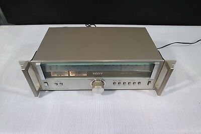 Vintage Sony St-313L Am Fm Stereo Tuner Radio Empfänger Made In Japan St 313 L