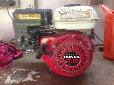 Honda GX120 4.0 Motor Electronic Ignition