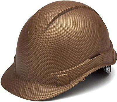 Pyramex Safety HP44117 Ridgeline Cap Style Hard Hat, One Size, Grey (Copper
