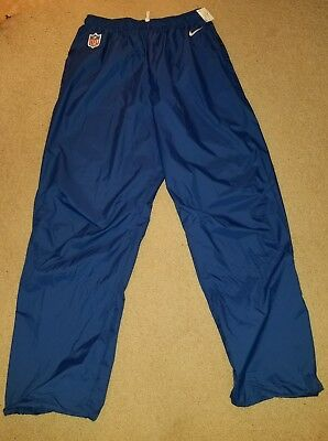 🔥🔥NEW NIKE NFL On Field Apparel Storm Fit Pants Blue Mens Large ... 1138b67d2