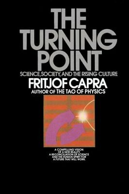 Turning Point by F. Capra 9780553345728 (Paperback, 1988)
