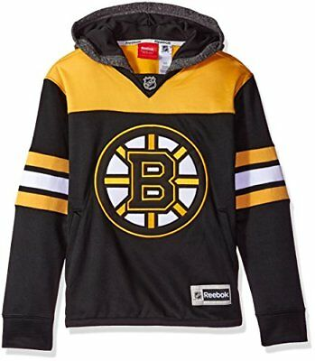 """NHL Youth Boys """"Faceoff"""" Jersey Hoodie"""