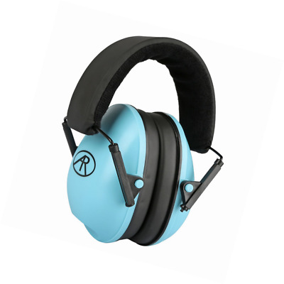 ZJEGO Mini Ear Defenders for Protecting Kids/ Children/ Baby's Hearing Sky Blue