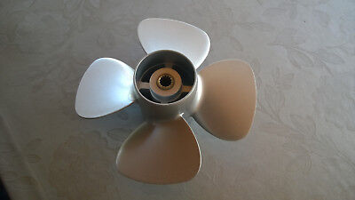 Propeller Mercury Mariner  Neu 10 7 4RH Bigfoot F 15 20