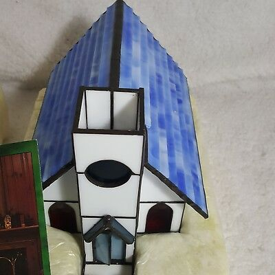 Forma Vitrum The Country Church #SCH230A  Vitreville Stained Glass  1993