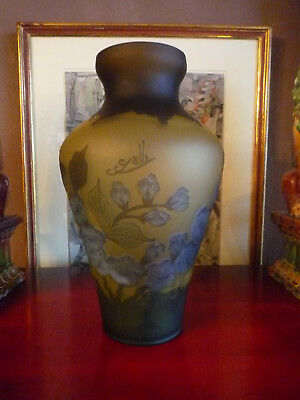 Galle,Vase Wohl Repro!!
