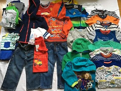 41 items Boy's Bundle 2-3 years various makes