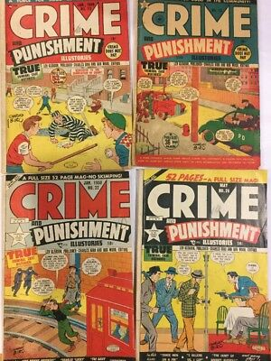Crime and Punishment, #10, 15, 22, 26