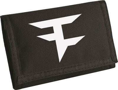 Faze Clan Black Wallet / Purse Youtubers Faze Rain, Faze Agnony Faze Fakie
