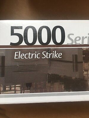 HES 5000 Series Compact Heavy Duty Grade 1 Low Profile Electric Strike