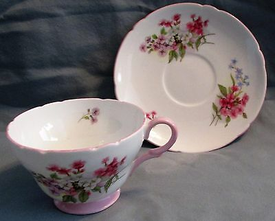 Shelley Cup & Saucer Stocks 13428