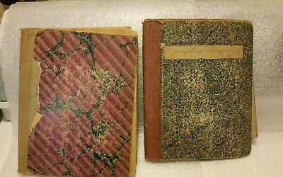 1904 childs sewing albums Fredonia NY Union school