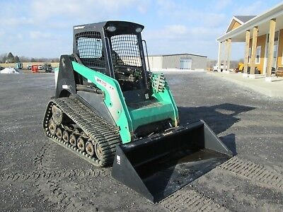 Terex PT-70 Farm Skid Steer Loader, High Flow