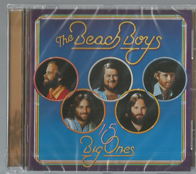 The Beach Boys-15 Big Ones/Love You  CD NEW & SEALED