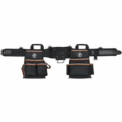NEW Klein Tools Tradesman Pro Electrician's Tool Belt X-large 55429