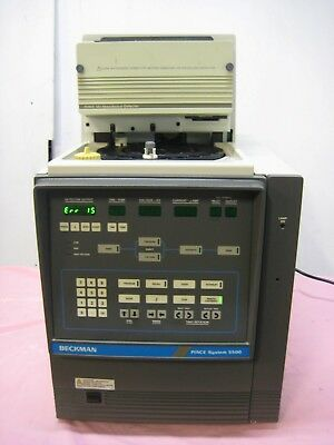 BECKMAN P/ACE SYSTEM 5500  UV Absorbance Detector AMBIENT DAD