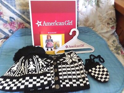 American Girl Kirsten Knit Woolens NEW IN BOX RETIRED