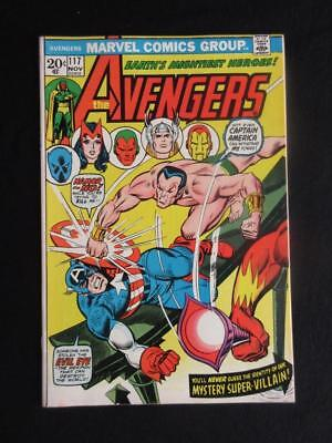 Avengers #117 MARVEL 1973 - NEAR MINT 9.4 NM - Captain America v.s Sub-Mariner!