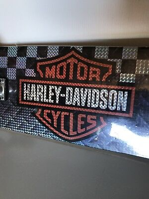 "Harley Davidson Skateboard 8""x 31"" Maple Deck"