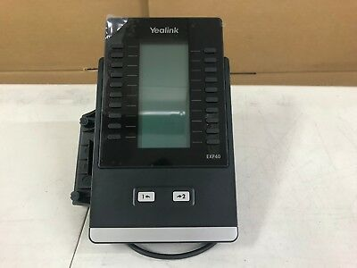 Yealink EXP40 LCD Expansion Module