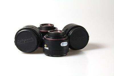 *LOOK!* FOUR Rodenstock Rodagon 50mm f/4 enlarger lenses, excellent condition