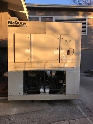 McQuay 85 ton Aircooled Scroll Chiller 2003 Voltage 208/60/3