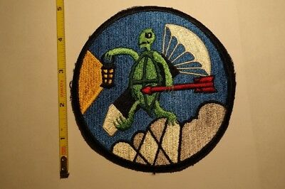 Extremely Rare WWII Patrol Squadron 21 (VP-21)  Patch. RARE Variant!!!