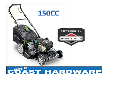 NuPower Briggs & Stratton Self Propelling Lawn Mower 150cc 4 Stroke RRP $770