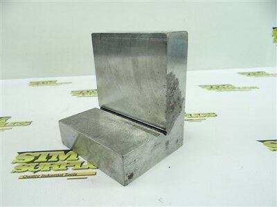 "Machinists Right Angle Plate 3-1/4"" X 3-7/8"" X 4-3/8"""