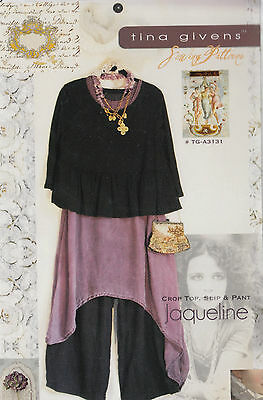 PATTERN - Jacqueline - women's sewing PATTERN from Tina Givens