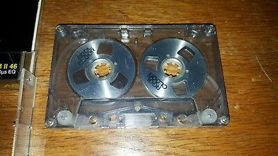USED Reel Cleer Reel To Reel Cassette Tape TYPE I  (with wrong J-Card)