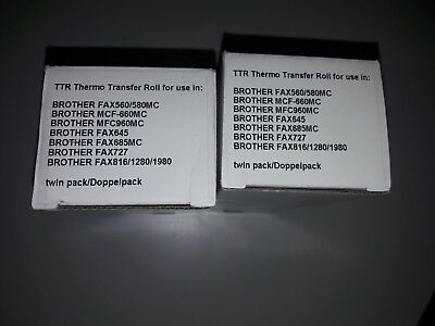 TTR Thermo Transfer Roll
