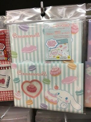 Sanrio Cinnamoroll Letter Set / Japan Stationery kawaii cute 29